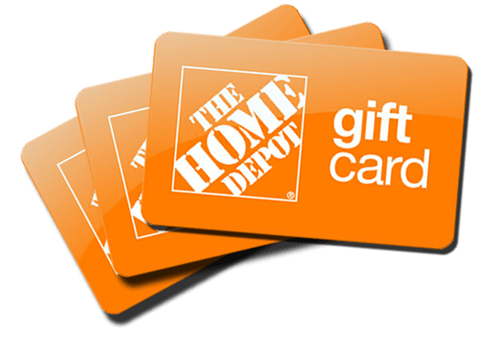 Gift Card Home Depot 2017