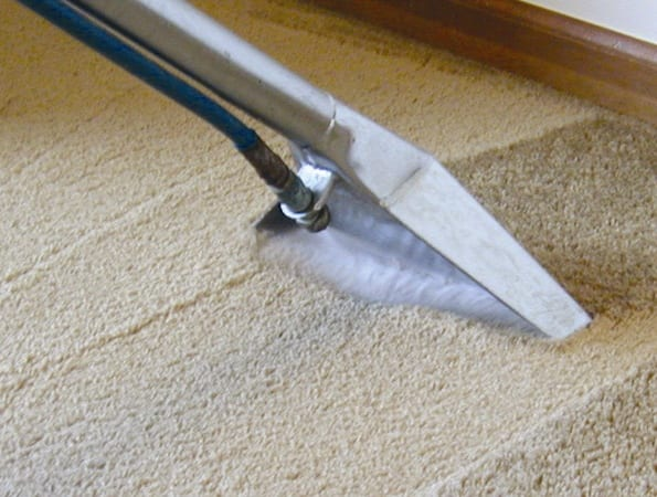 Carpet Texture Retention