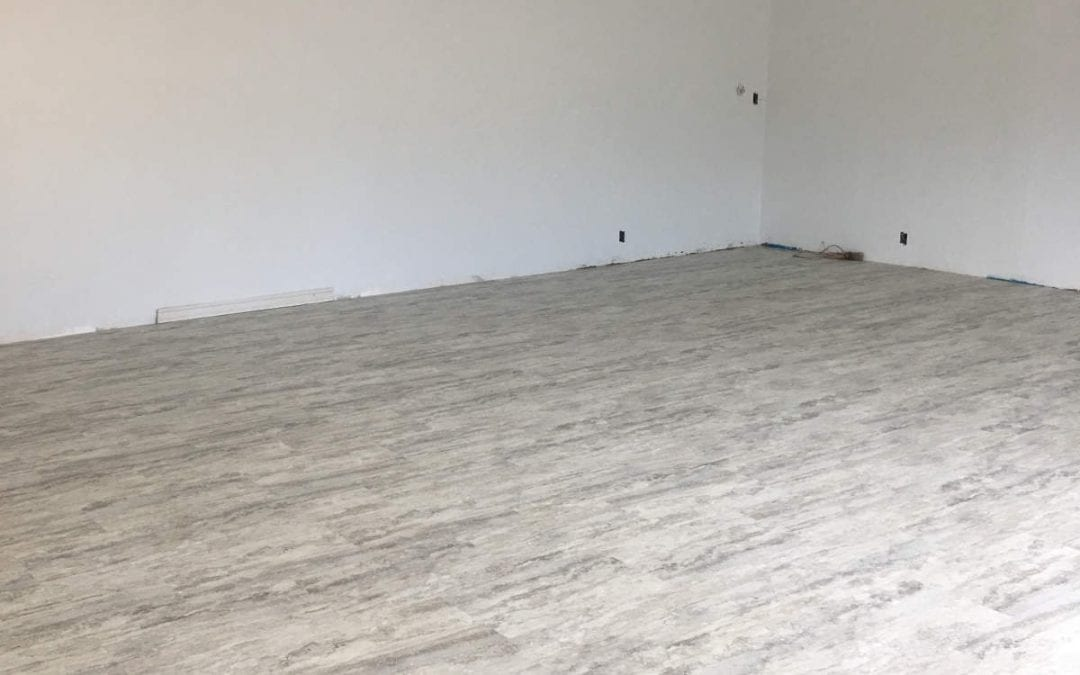 commercial laminate dance floor