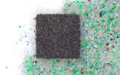 Mohawk Recycled Content Carpet Making Waves